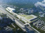 【参建】大浪文体中心中标方案公布,将成深圳龙华区未来新地标_图1