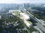 【参建】大浪文体中心中标方案公布,将成深圳龙华区未来新地标_图2