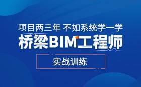 BIM桥梁实战班