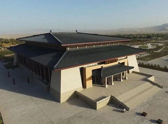 敦煌大剧院结构抗震设计