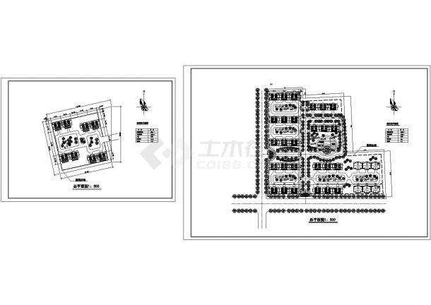 某报价小区面积7900和28797平方米两用地规南京家装设计规划图片