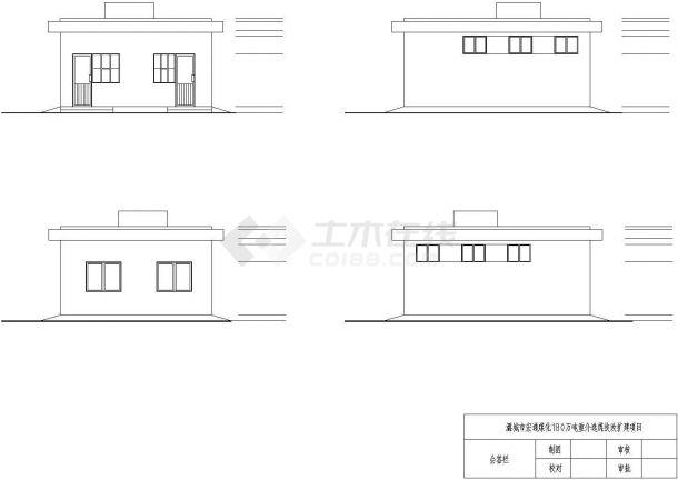某卫生间v轮廓轮廓cad设计图(含图纸水电暖cad结构地图怎么绘制线图片