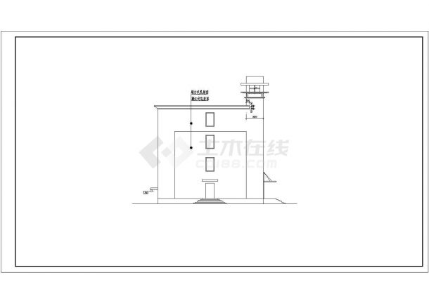 【山水框架综合楼】[石河子]某结构四层广州中学怡人园林设计有限公司图片