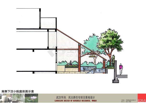 【武汉】慢设计机械时代住宅深化生活景观方案设计师的平均待遇图片