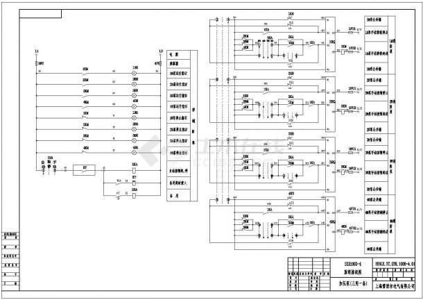 某电气经典v电气平面设计土地图原理设计软件图片