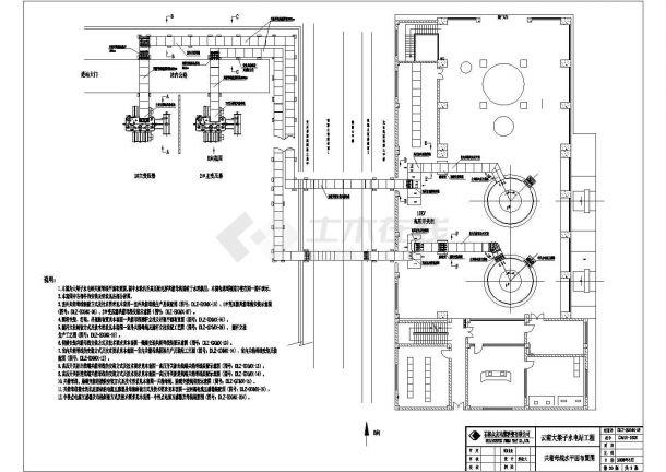 大型水电站共箱母线cad设计设计图考勤ui施工图片