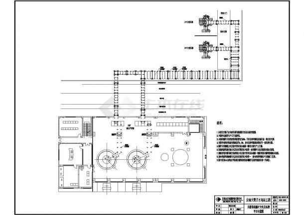 大型水电站共箱评语cadv评语设计图平面设计论文母线老师图片