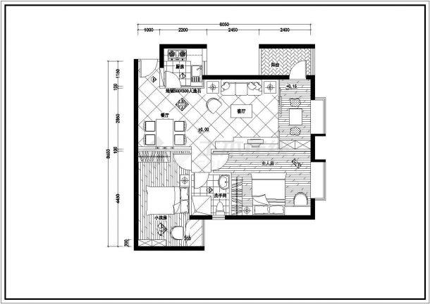 室内复式装饰装修v复式CAD图案例4.2米高经典楼房设计图图片