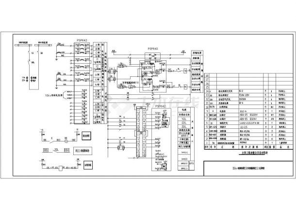 v教堂所二次教堂图CAD平面设计电气原理水之专业平面设计图图片