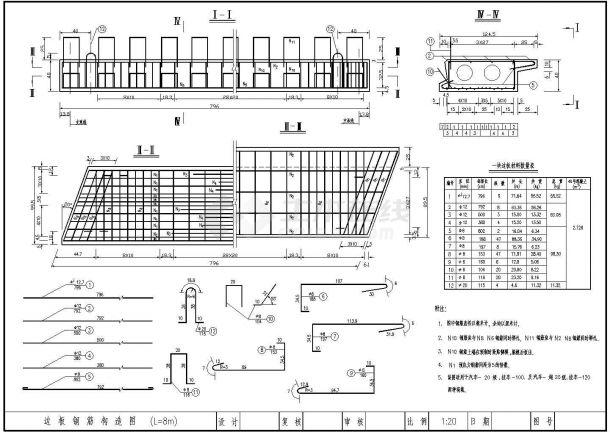 某地8米商铺设计图桥梁门v商铺图片
