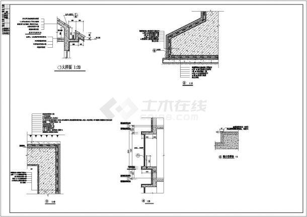 某住宅小区11层住宅楼建筑设计方案图纸模具设计与制作厂图片