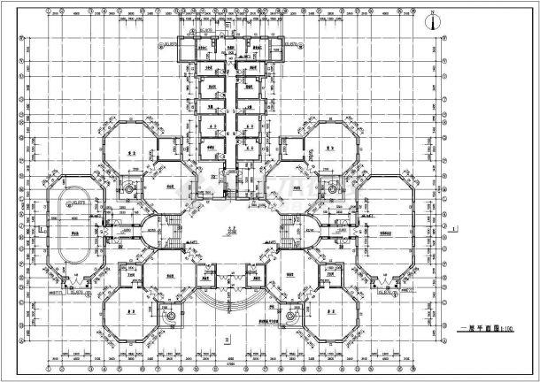 石河子某地8班幼儿园建筑设计施工图国内著名家具设计作品图片