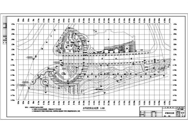 某繁华园林所全套广场景观图片规划设计CAv园林工作室装修设计城市图片