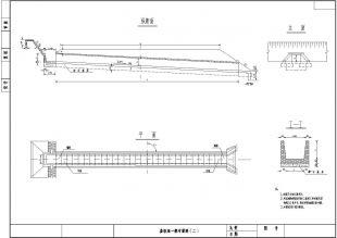 [型式设计]一般农村涵洞与多样式桥梁设计图房子建涵洞面窄挑空设计图图片