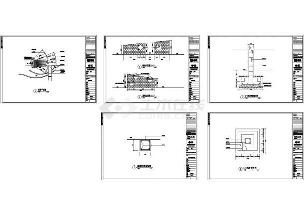 济南某高档平面景观设计v平面cad全套小区布置三角纸箱怎么设计图图片