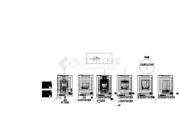 海湖电气图纸住宅小区电力v电气版式新区(含住创意类中文字体大全设计图图片