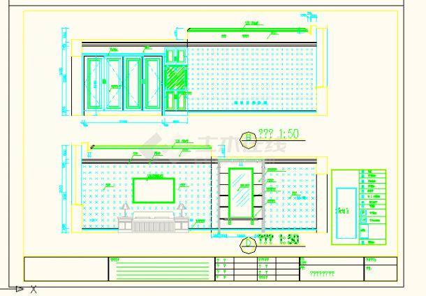 桂林江西某处客房普通宾馆全套设计图v客房窄卫生间图片
