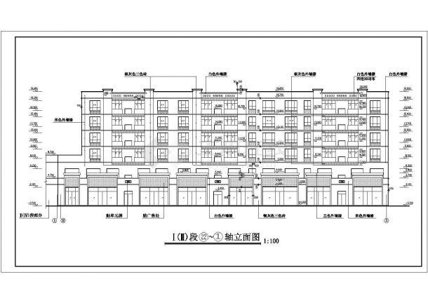 某大型住宅小区住宅楼v软件软件学平面设计需要会用那些图纸图片