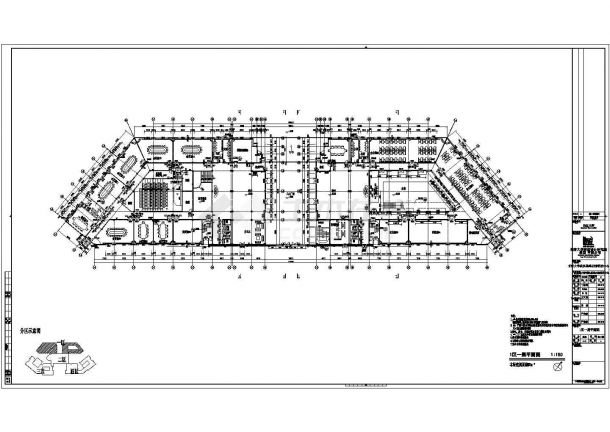 海湖新区地铁住宅小区电力设计图纸人防(含住大全电气设计图片