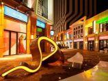 【建筑学院】步行商业街景观设计要点大解析_图3
