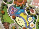 蓝海设计集团:依云小镇儿童智慧乐园陪TA一起长大_图1