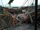 【早安建筑】碧桂园出事!在建6层楼坍塌至1死9伤_图1
