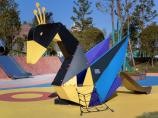 蓝海设计集团:依云小镇儿童智慧乐园陪TA一起长大_图3