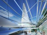 【早安建筑】扎哈在十一年前设计的摩天楼近日有望重启,拟建埃及成为非洲最高_图2