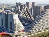 【早安建筑】花桥金字塔结构建筑爆红,犹如科幻片现场_图3