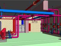BIM技术在消防工程中的应用