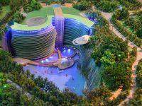 BIM技术在上海世茂深坑酒店项目中的应用
