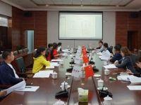 《陕西省市政工程信息模型应用标准》编制首次会议顺利召开