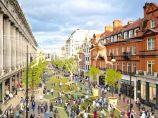 城市规划经典案:伦敦6种TOD站点设计规划