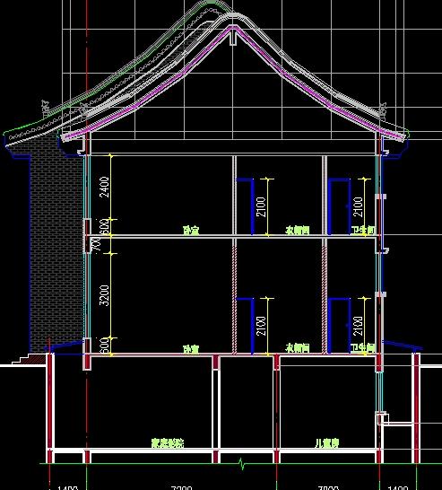 建筑结构施工图图片2