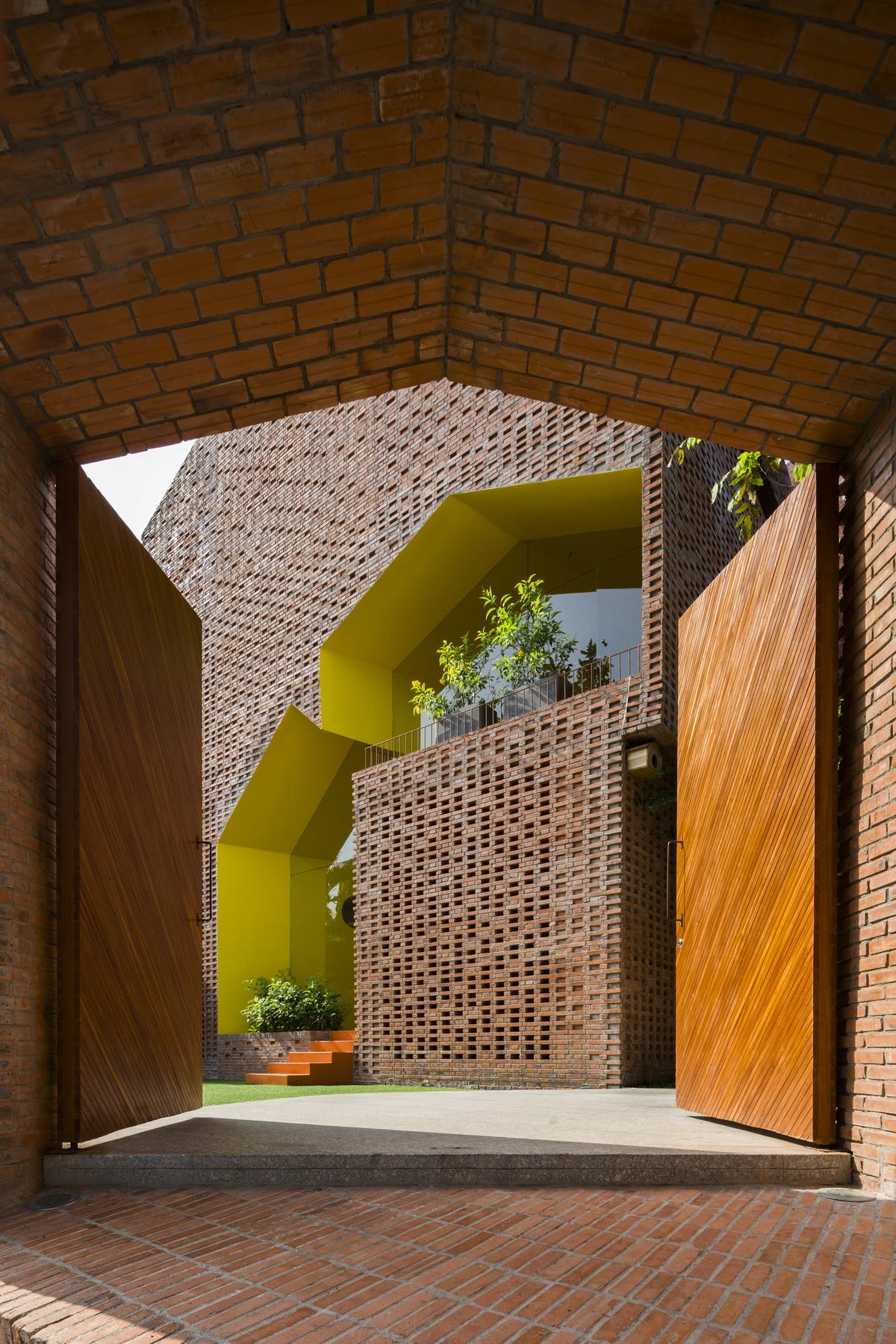 绿色建筑设计图片2