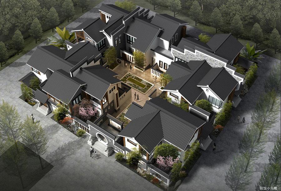 建筑效果图图片3