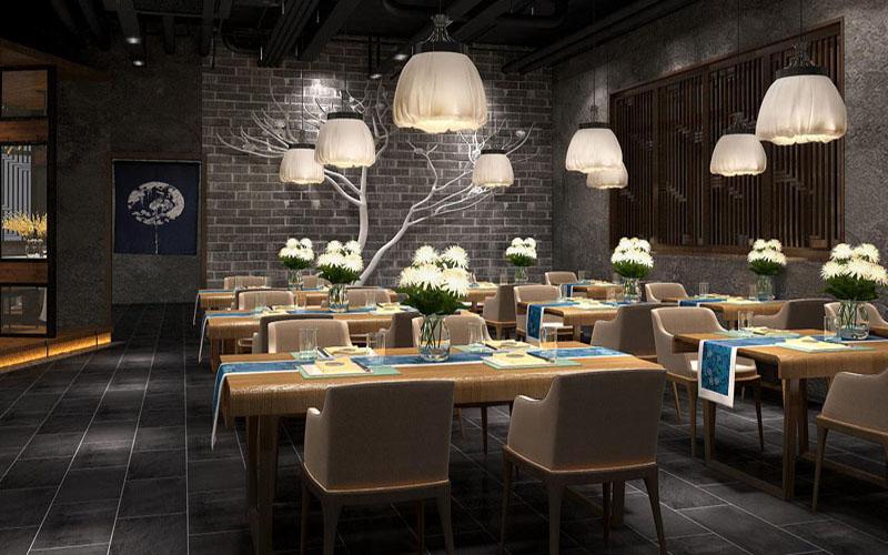 休闲餐厅装修必须要考虑哪些设计元素