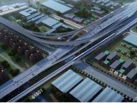 上海沿江通道越江隧道工程的BIM应用案例