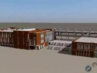 河北工程大学新校区一期二批建设项目BIM应用
