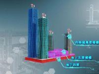 湘江财富金融中心项目BIM技术应用
