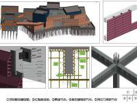湖南省美术馆及艺术家之家项目BIM应用