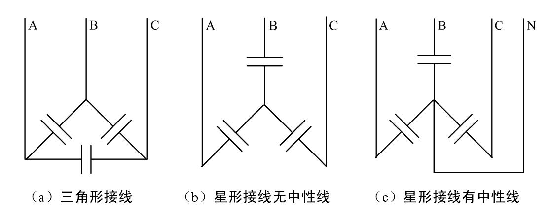 【海文斯电气】并联补偿电容器的接线方式三角形接线和星形接线