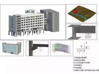 郴州市宜章县人民医院急诊综合楼和内科大楼工程BIM应用