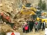 广西一施工路段塌方,2辆挖掘机被埋、致2人死亡!