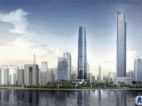 广州周大福金融中心BIM技术应用