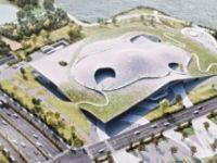 BIM技术助力琴台美术馆2020年元月主体结构封顶