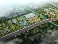 上海市金山区新江水质净化二厂及配套管网工程BIM技术应用
