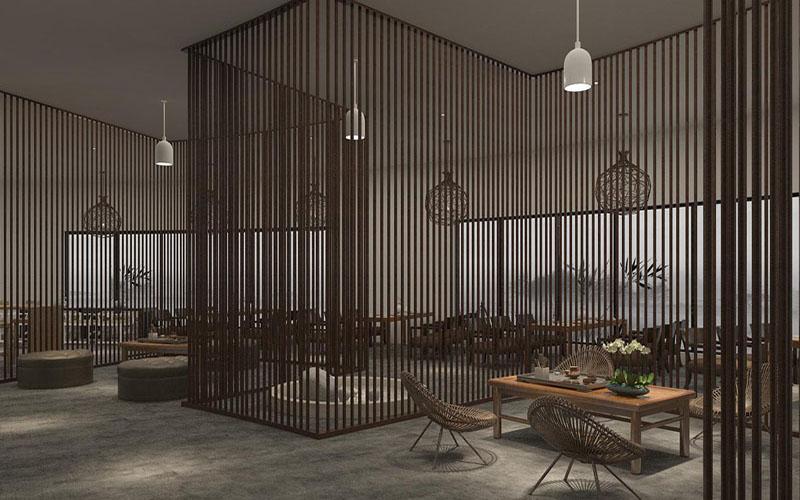 杭州餐饮店装修广告招牌怎么设计?