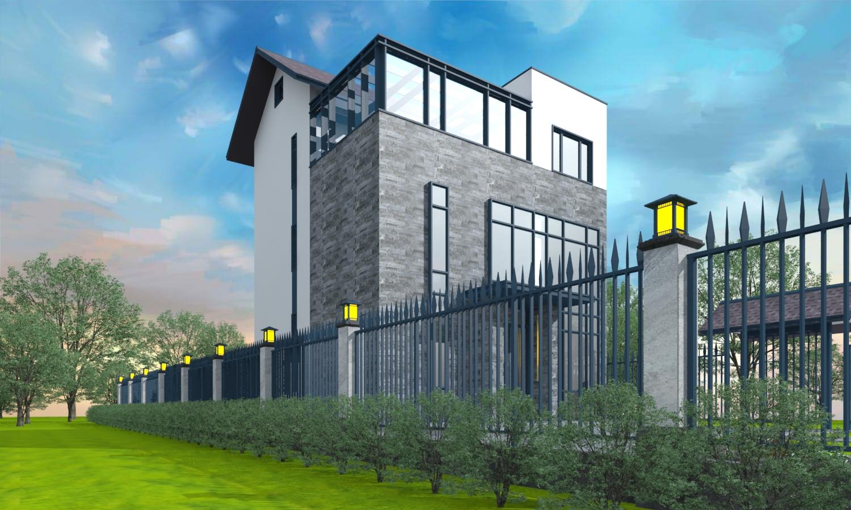 居住建筑设计图片3
