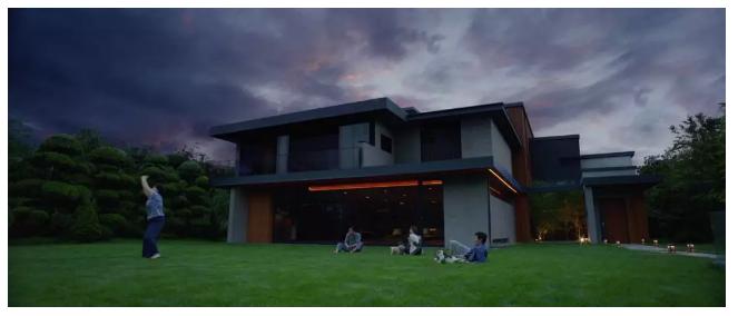 吹爆奥斯卡最佳电影《寄生虫》,里面的1亿豪宅有剧情更有设计!